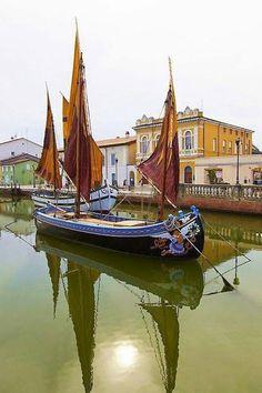 Cesenatico- Emilia Romagna
