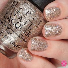 OPI Holiday 2015 Starlight Collection OPI Ce-less-tial Is More Swatch