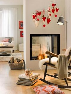 20 Gorgeous Two-Sided Fireplaces For Your Spacious Homes tags: double sided fireplace design, double sided airtight fireplace, double sided wood fireplace australia, double sided fireplace bedroom,… Double Sided Fireplace, Modern Country Style, Country Decor, Fireplace Design, Gas Fireplace, Small Fireplace, Fireplace Ideas, Dream Decor, Christmas Home