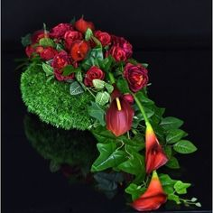 Dekoracja nagrobna Nr 411 – – – Source by Funeral Flower Arrangements, Modern Flower Arrangements, Funeral Flowers, New Years Decorations, Flower Decorations, Christmas Decorations, Cascade Design, Memorial Flowers, Sympathy Flowers