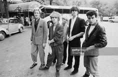 News Photo : English new romantic group Duran Duran in New...