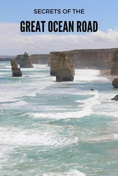 Highlights of the Great Ocean Road area of Victoria, Australia. Off the beaten track beaches, wildlife viewing spots and rainforest walks and other tips from the locals.   Don't miss the 12 Apostles, London Bridge and Otway Ranges but explore a little deeper and you will uncover many other treasures of this spectacular coastline.: