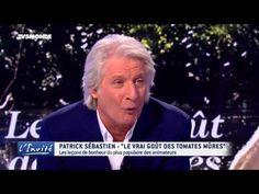 Patrick SEBASTIEN se lâche sur Moix, Salamé, et les putes de luxe Patrick Sebastien, Ronaldo, Einstein, Stay Calm, Popular, Bonheur