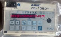 NSD VARILIMIT VS 10ED 1 K LIMIT SWITCH ENCODER CONTROLLER www.arshmarine.com