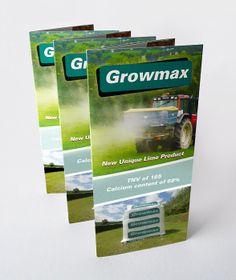 Clogrennane Lime Ltd. - Growmax Flyer