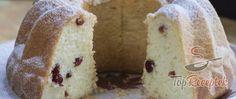 Recept Vörös áfonyás kuglóf Dairy, Bread, Cheese, Desserts, Cranberries, Food, Poor Mans Recipes, Top Recipes, Vanilla Cream