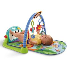 #Christmas Buy Fisher-Price Kick; Play Piano Gym for Christmas Gifts Idea Shopping . In terms of acquiring just the right  Christmas Toys for your little ones, it may help to learn exactly what different varieties as well as brand names associated with Christmas Toys are usually produ...