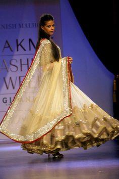 #ManishMalhotra's #bridal collection