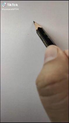 Art Drawings Beautiful, Art Drawings Sketches Simple, Pencil Art Drawings, 3d Art Drawing, Draw Lips, Diy Canvas Art, Art Tips, Art Tutorials, Art Lessons
