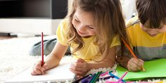 Desenhar é fundamental para o desenvolvimento das crianças