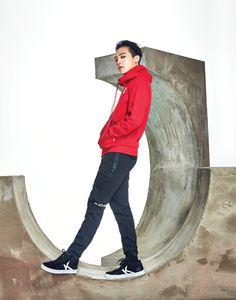 G-Dragon for Kappa