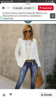 Trendy fashion style women over 40 outfits casual Style Casual, Casual Work Outfits, Business Casual Outfits, Work Casual, Casual Chic, Trendy Outfits, Office Outfits, Work Attire, Business Attire
