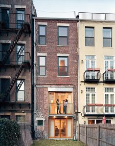 5 Modern Row House Renovations in New York | Dwell