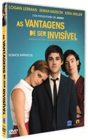 Blu Ray - As Vantagens de Ser Invisível