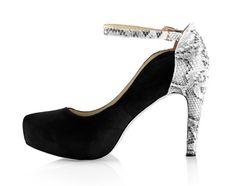 Staavias cassidy black plus size shoe, handmade Cassidy Black, Great Friends, New Beginnings, Wardrobe Staples, Designer Shoes, Footwear, Wedges, Chic, Heels