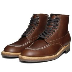 Alden Indy Boot  Classic Brown