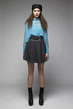 Taylor 'Follow the line' collection, Winter 2013 www.taylorboutique.co.nz Taylor Boutique - Pintuck Provoke Top