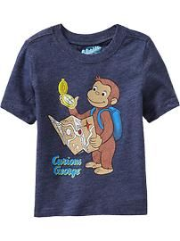 I need this Curious George t-shirt.