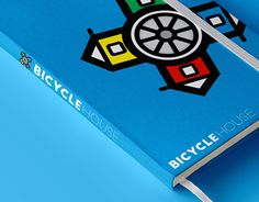 """Check out new work on my @Behance portfolio: """"Bicycle House"""" http://on.be.net/1isPJtj"""
