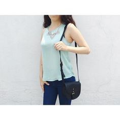 Este tipo de blusas son perfectas para el calor ☀️ #aboutfits #style #aboutfits #fashionblogmexico