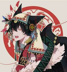 Shared by Kris Oberlin🌙. Find images and videos about cute, boy and anime on We Heart It - the app to get lost in what you love. Fantasy Character Design, Character Design Inspiration, Character Art, Manga Art, Manga Anime, Anime Art, Cute Anime Boy, Anime Boys, Arte Cyberpunk