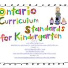 "Ontario Curriculum ""I can"" statements for each subject area using the new FDK Document. A wonderful resource for bulletin boards and for planning! Kindergarten Report Cards, Kindergarten Assessment, Full Day Kindergarten, Kindergarten Curriculum, Emergent Curriculum, Ontario Curriculum, Social Emotional Development, I Can Statements, Learning Goals"