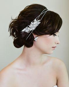 Casar com Glamour: Penteados... Com e Sem Véu!