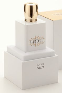 No 3 Eutopie perfume - a new fragrance for women and men 2012