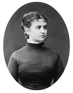 Княгиня Екатерина Владимировна Голицына, урожденная Мусина-Пушкина (1861—1944)