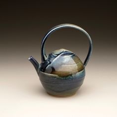 Teapot by David Lee Ceramic Studio, Ceramic Art, David Lee, Teapot, Kansas City, Sculpture Art, Pottery, Artists, Ceramics