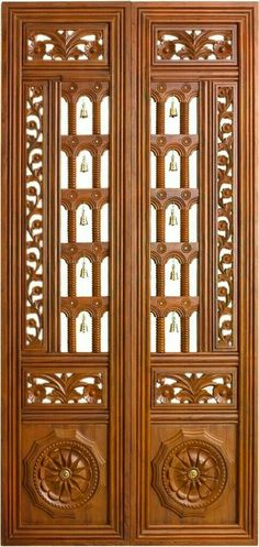 Pooja Door Design Modern 28 Ideas For 2019 Pooja Room Design, Door Design Interior, Wood Doors, Room Doors, Room Door Design, Pooja Door Design, Pooja Room Door Design, Door Design Wood, Front Door Design