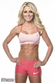 dianna dahlgren.. Her ab workout in my fitness mag was awesome!!