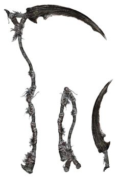 Burial Blade from Bloodborne