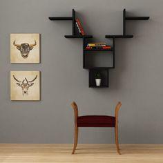 Fancy - Deer Wall Shelf
