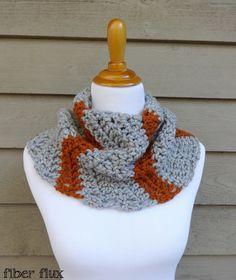 Hearthside-Crochet-Cowl | AllFreeCrochet.com
