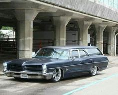 Pontiac Catalina wag
