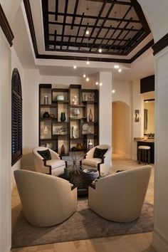 Wall Decor Shelves Living Room Design Ideas, Pictures, Remodel and Decor