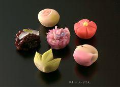 Wagashi  Traditional Japanese confectionery