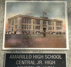 Phase 2: Amarillo junior high school