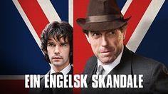 NRK TV – Ein engelsk skandale – 1. episode (Sesong 1) Jeremy Thorpe, Ben Whishaw, Liberal Party, Hugh Grant, Tv, Television Set, Television