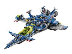 LEGO Movie 70816 Benny's Spaceship, Spaceship, Spaceship! Building Set: Toys & Games