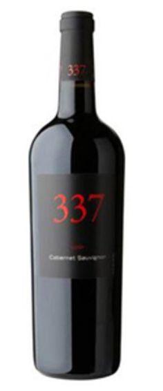 337 Lodi Cabernet Sauvignon, $14