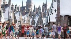 The Wonderful Wizarding World of Harry Potter in Orlando!