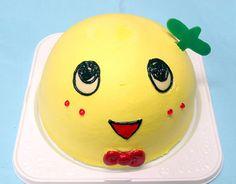 ふなっしーのバースデーケーキが像 #cake #birthday #誕生日ケーキ #バースデーケーキ