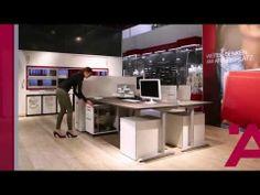 Häfele - Interzum 2013 : fonctionnalités pour le bureau - YouTube. Présentation vidéo des fonctionnalités pour le bureau exposées sur le stand Häfele d' Interzum 2013.