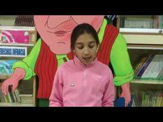 Recitando a Gloria Fuertes