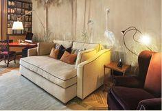 Luxusní tapety do ložnice jsou žádanou dekoracíBYDLENÍ | BYDLENÍ