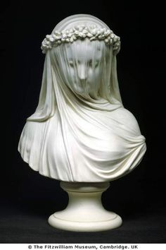 There's a statue like this in Pride and Prejudice. SO awesome