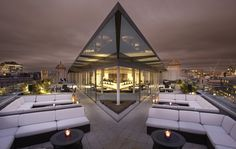 Social Concierge » Dating, Drinking & Dining in London » Radio Rooftop Bar, Holborn