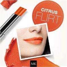 Splendid lips. Discover New True Dimensions Lipstick! #CitrusFlirt. Mary Kay Summer 2014